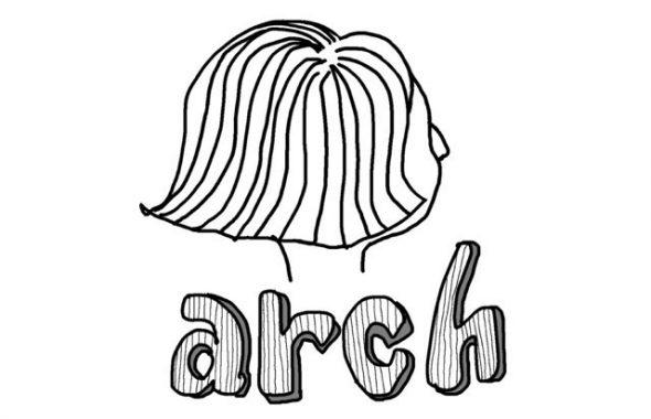 arch イラスト